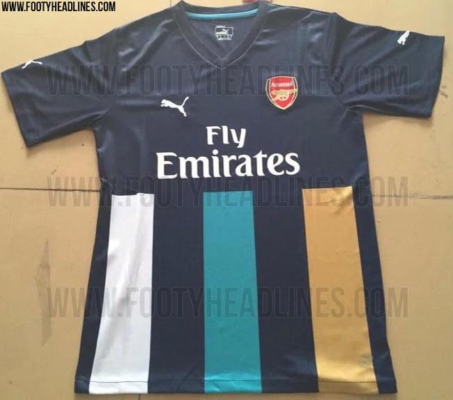 783ea0fccd  FOTOS  Mira las nuevas camisetas de los grandes clubes europeos para la temporada  15-16