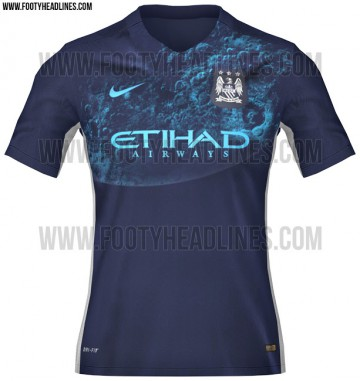 b184adaf75947 FOTOS  Mira las nuevas camisetas de los grandes clubes europeos para ...