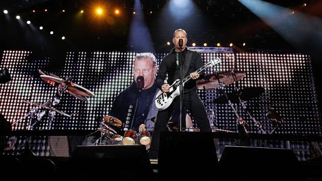 Por error, Metallica confirmó que estará en Lollapalooza Chile