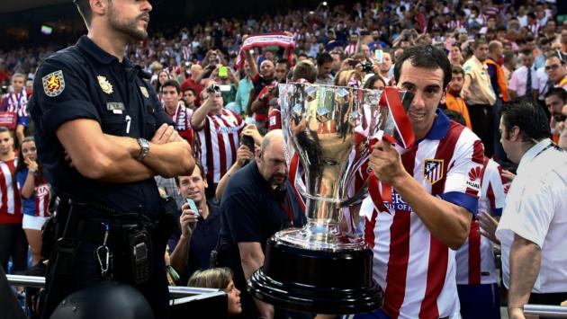Último año del derbi madrileño: El Atlético gana más, pero ...