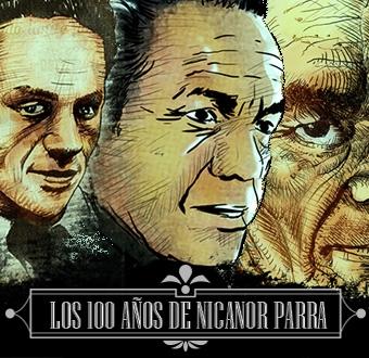 100 años de Nicanor Parra
