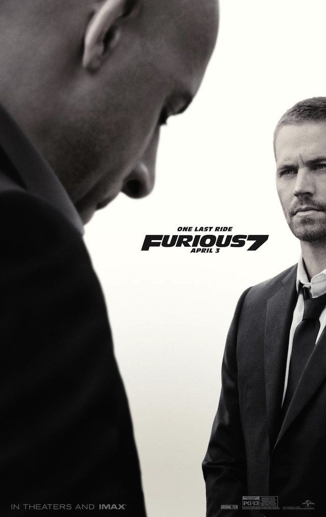 Rápidos Y Furiosos 7 (Fast & Furious 7) (2015) Online