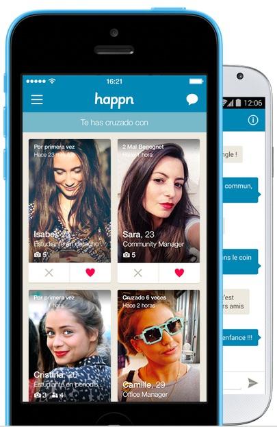 705a7dbd5e49d Hppn  la aplicación que permite encontrar a quien te has cruzado en ...