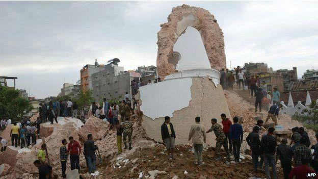 #BuenaVibra a Nepal