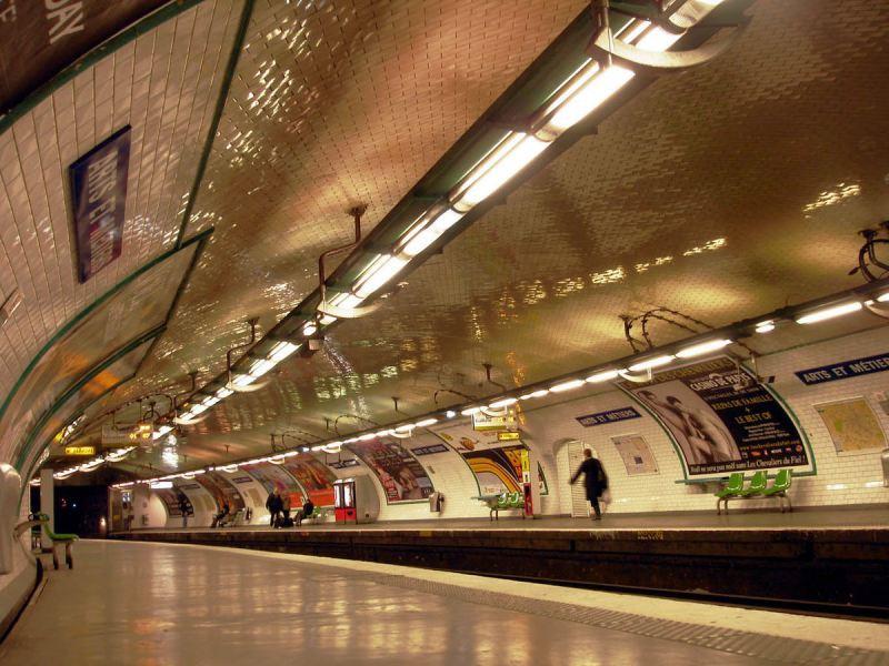 Fotos Las Estaciones De Metro M 225 S Hermosas Del Mundo