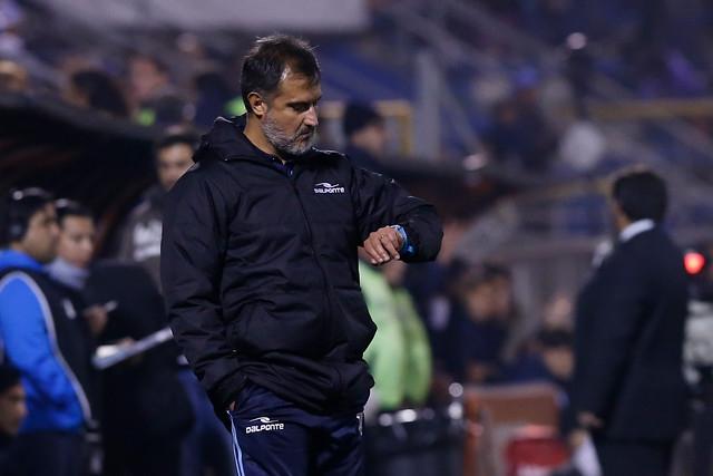 Fernando Vergara no seguirá en Antofagasta — Nuevo cortado