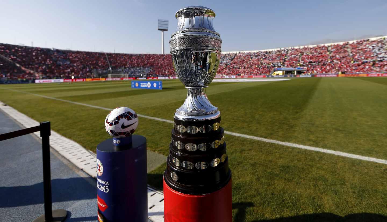 Copa América Chile 2015 final