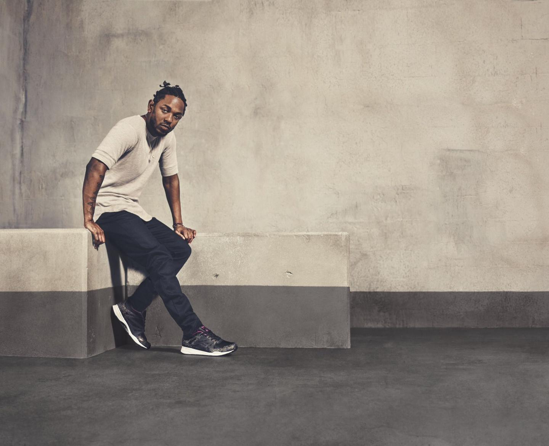 El rapero Kendrick Lamar busca la paz entre pandillas con sus nuevas zapatillas