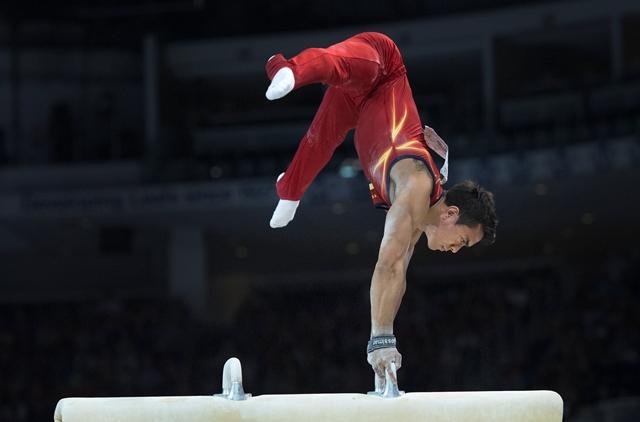 Toronto 2015: Colombiano Calvo comparte medalla de oro