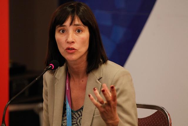 """Ministra Riffo: """"No hay recursos comprometidos para el nuevo 'Pinto Durán'"""""""