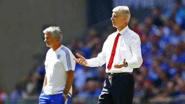 La venganza de Wenger contra Mourinho 14 partidos después