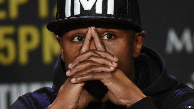 Floyd Mayweather no considera a Rousey como rival y fijó la fecha para su última pelea sobre el cuadrilátero, el próximo 12 de septiembre.