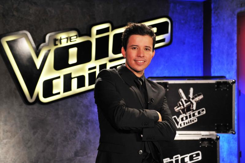 "Luis Pedraza ganó la primera temporada de ""The Voice Chile"""