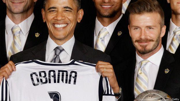Beckham adquirió el Miami FC con un descuento que obtuvo como parte de su contrato como jugador en el equipo Los Angeles Galaxy.