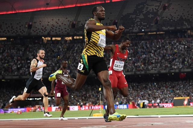 Usain Bolt lo hizo otra vez: Se queda con el primer lugar en los 200 metros
