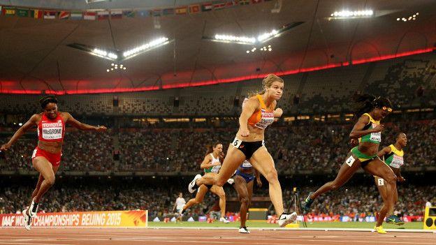 El impresionante ascenso de la nueva princesa del atletismo, Dafne Schippers