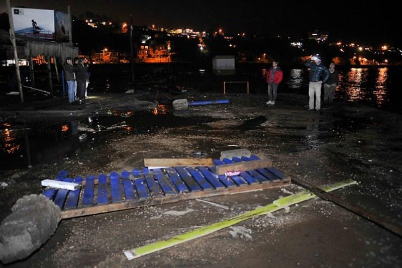 Decretan zona de catástrofe para la provincia de Choapa y ciudad de Coquimbo