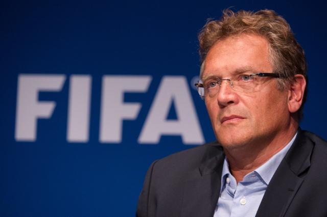 La FIFA destituye a Jérôme Valcke como secretario general