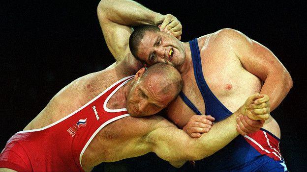 Pese a la derrota, Karelin sigue siendo considerado el mejor luchador de la historia.