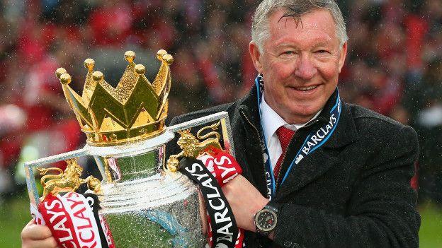 El técnico escocés ganó 13 ligas y dos Champions en su carrera.