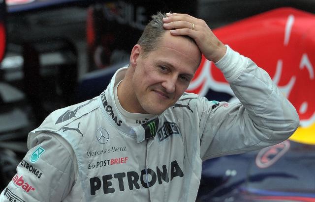 Lenta recuperación de Michael Schumacher: Estaría pesando menos de 45 kilos