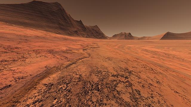 La Nasa dará a conocer nuevos hallazgos sobre Marte | Tele 13
