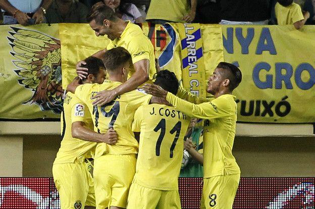 El Villarreal es líder en España por primera vez en su historia.