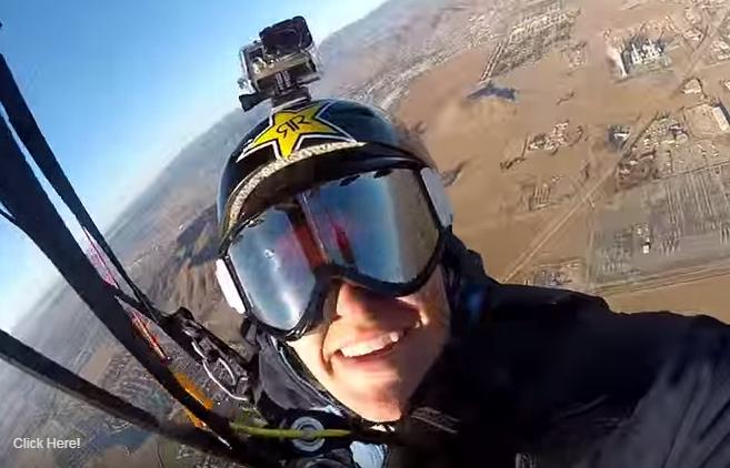 Erik Roner falleció a los 39 años en un accidente en paracaidas