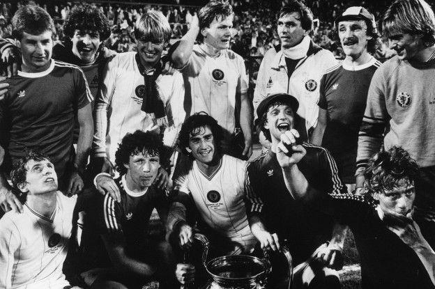 Aston Villa se sumó a la época dorada del fútbol inglés al ganar el título en 1982.