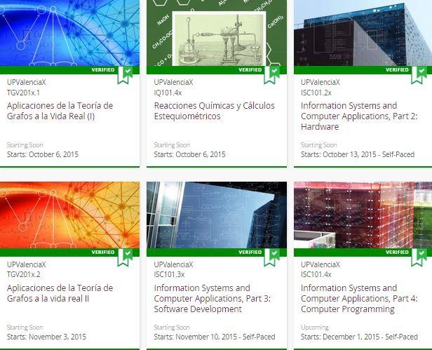 Quieres estudiar gratis estas universidades ofrecen for Universidad de valencia online