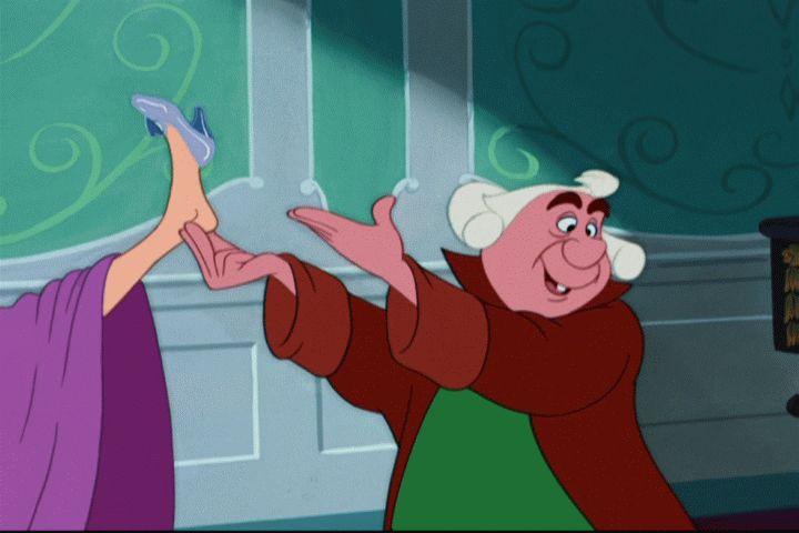 Asi Es El Final Original De La Cenicienta Que Walt Disney