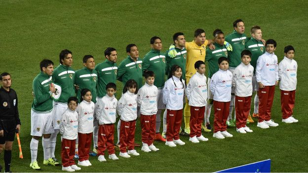 Bolivia mostró en la pasada Copa América que está mejorando, pero deberá recuperar su fortaleza de local para aspirar a un boleto a Rusia.