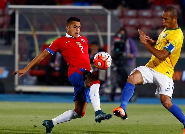 "[Minuto a Minuto] La ""Roja"" enfrenta a Brasil por las Clasificatorias rumbo a Rusia 2018"