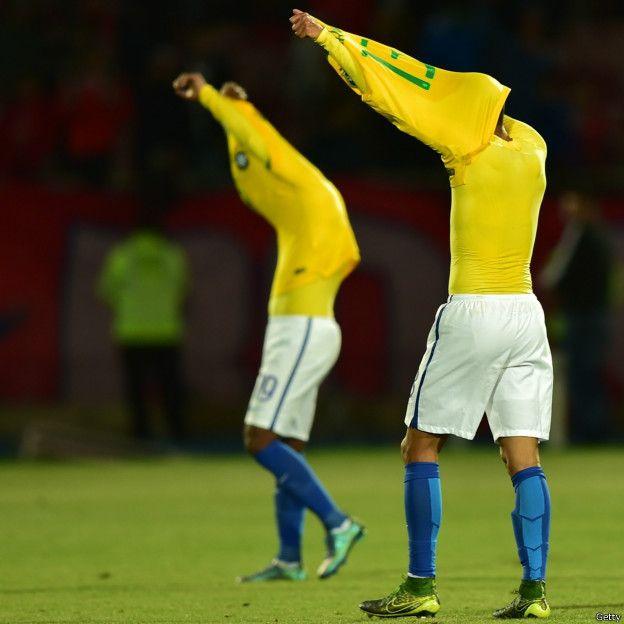 Brasil nunca había comenzado perdiendo unas eliminatorias.
