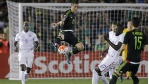 México derrota a EE.UU. y se clasifica para la Copa Confederaciones