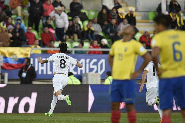 Ecuador y Bolivia abren la segunda fecha de las eliminatorias sudamericanas para la Copa del Mundo 2018.