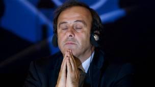 Platini, que cuenta con el apoyo de la UEFA, sigue siendo candidato para la presidencia de la FIFA.