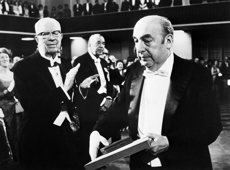 Pablo Neruda: A 44 años de su Premio Nobel de Literatura   Tele 13