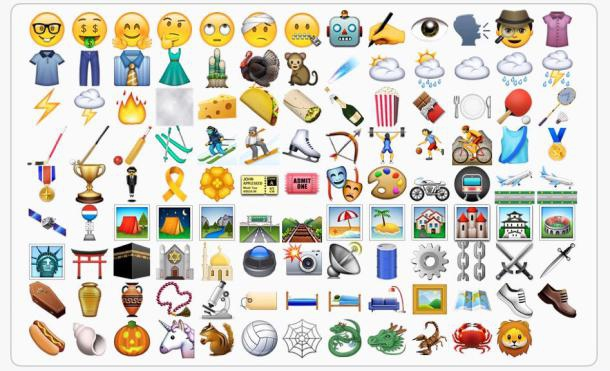 new emojis for iphone los emojis de whatsapp que podr 225 s utilizar si actualizas 15745