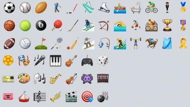 Los emojis de WhatsApp que podrás utilizar si actualizas iPhone ...