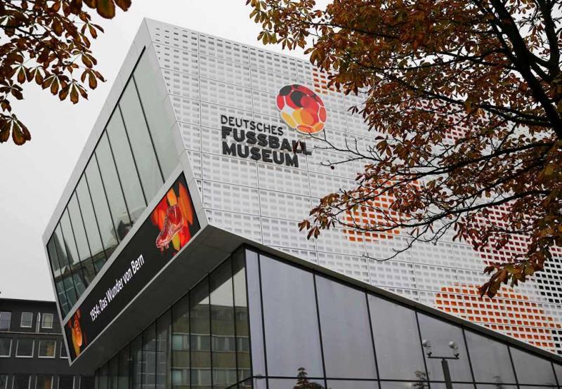 En el Museo del Fútbol Alemán, Latinoamérica está muy presente