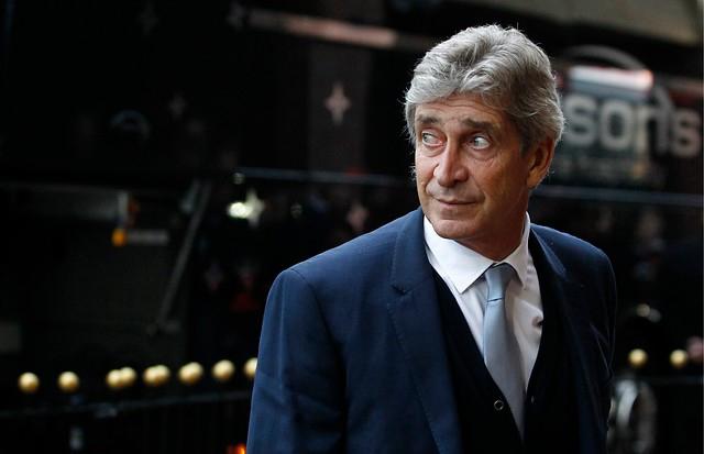 """Manuel Pellegrini: """"No tengo ningún problema con Vincent Kompany"""""""