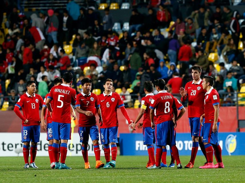 [EN VIVO] Chile obligado vencer a Estados Unidos para seguir con vida en el Mundial Sub 17