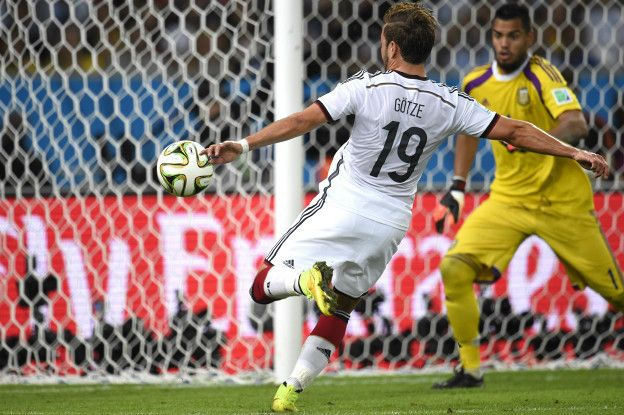 Más de mil millones habrían sintonizado la final entre Alemania y Argentina en la Copa del Mundo de Brasil, que se definió con el gol de Mario Götze.