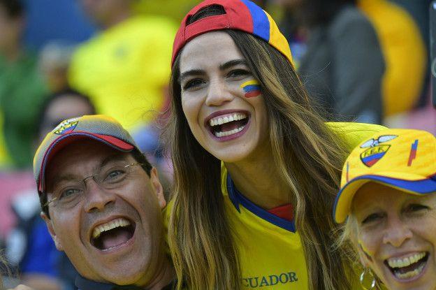 Ecuador clasificó para un mundial por primera vez en 2002 y después estuvo presente en 2006 y 2014.