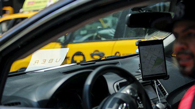 Uber actualmente está presente en 63 países alrededor del mundo.