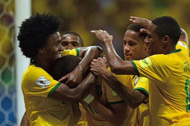 BBC Mundo le pone nota a la selecciones sudamericanas que disputan las eliminatorias para Rusia 2018