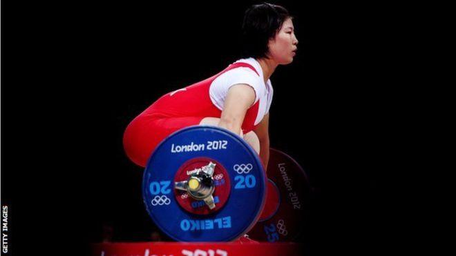 Corea del Norte se convirtió en la superpotencia del mundo en halterofilia.