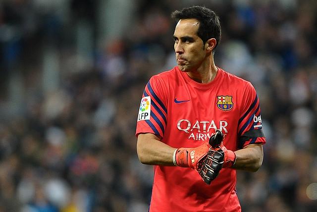 """En FC Barcelona blindan a Claudio Bravo: """"Ni siquiera escucharemos ofertas"""""""