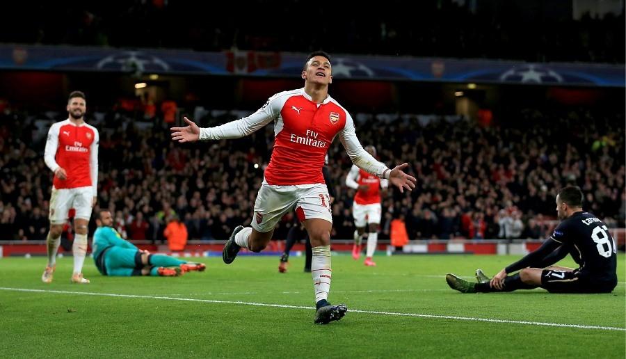 Estas son las opciones del Arsenal de Alexis Sánchez para pasar a octavos de Champions